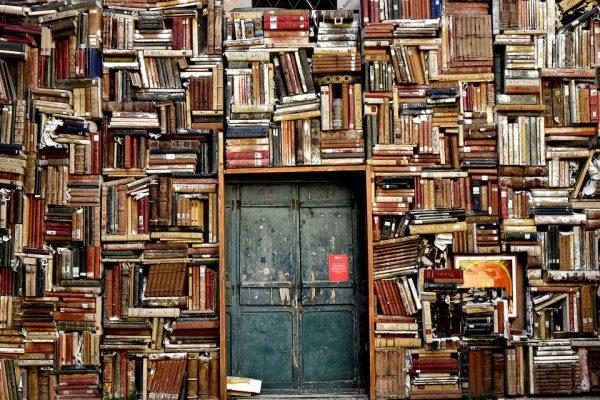 Boekensteun Cadeau Idee Bibliotheek