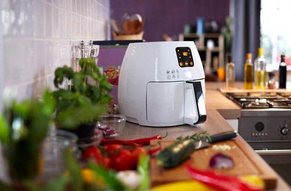 Air Fryer Cadeau voor Bourgondier Healthy
