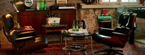 Heineken Mancave Spullen Kado