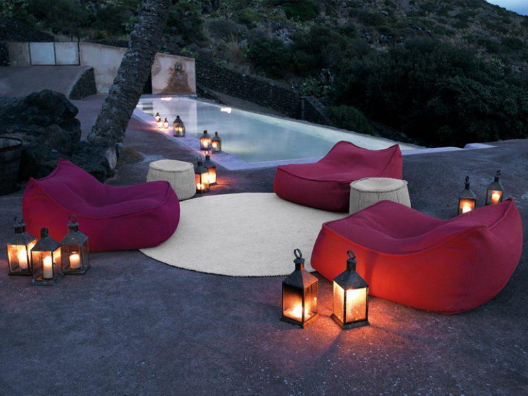 Lounge Zitzak Cadeau