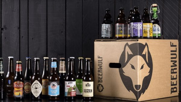SPeciaal Bier Pakket Cadeau voor Man 2