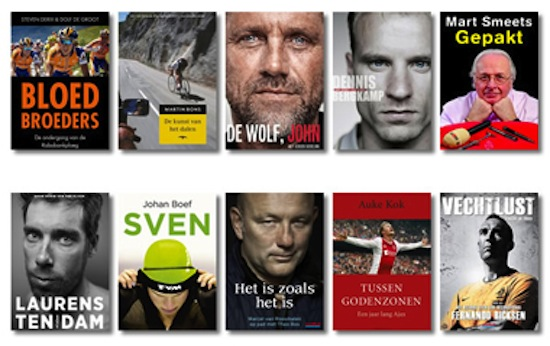 Sport Biografie Cadeau voor vrouw