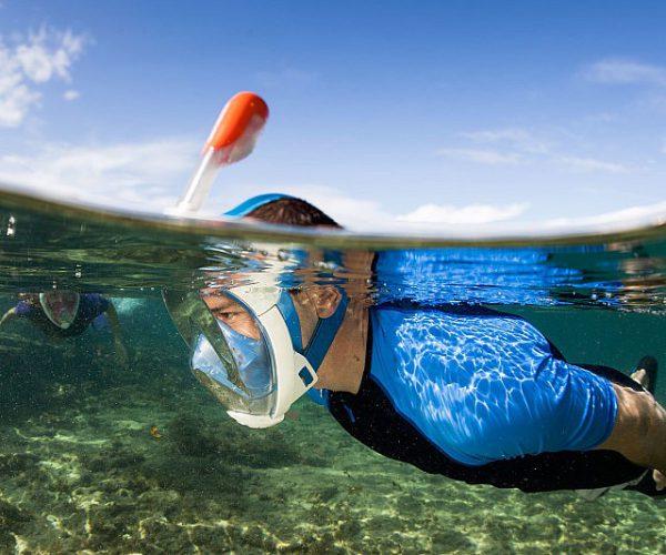 snorkel masker Cadeau