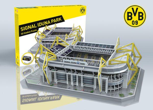 3D stadion puzzel cadeau voor hem