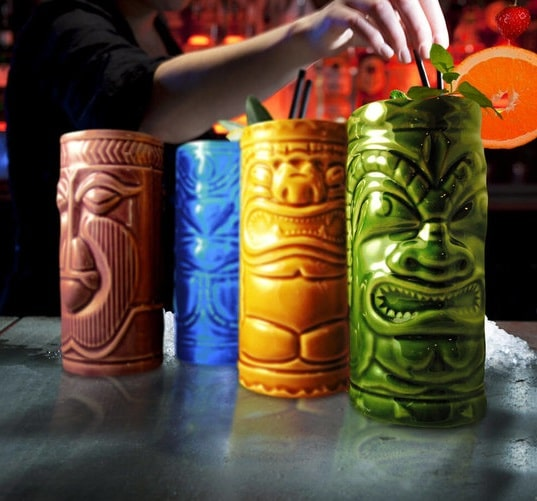 COcktail TIki Mokken