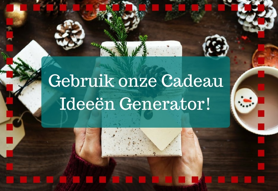Gift FInder Cadeau COnsultant