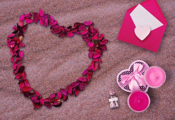 Valentijn Cadeau Kaart