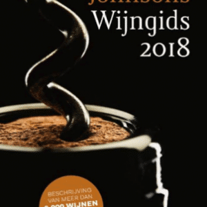 Hugh Johnsons Wijngids 2018 cadeau