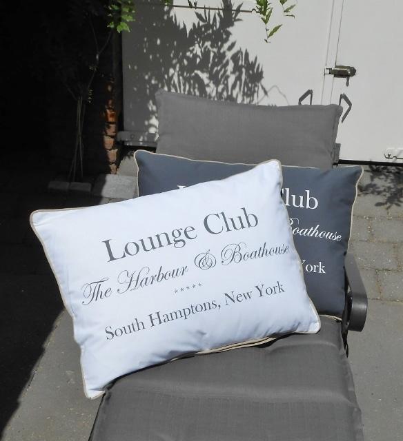 Lounge Club Kussens