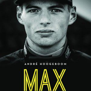 Boek Max verstappen