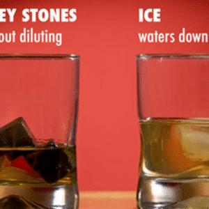 Whisky Steentjes cadeau