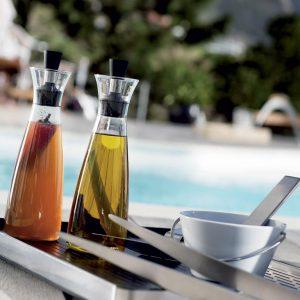 azijn en olie karaf