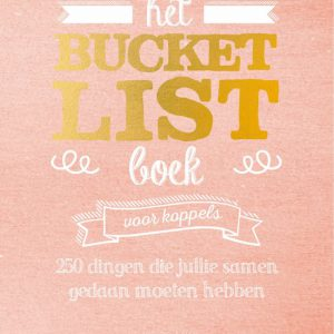 Bucket List Boek