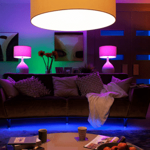 philips hue lamp