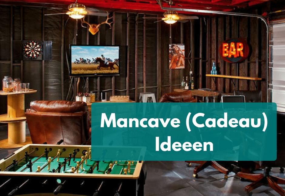 37 Mancave Cadeau Spullen Accessoires Op Een Rij Let