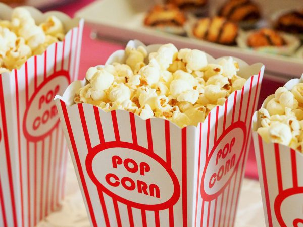Popcorn Maker Cadeau Consultant