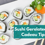 Sushi Cadeau Ideeen