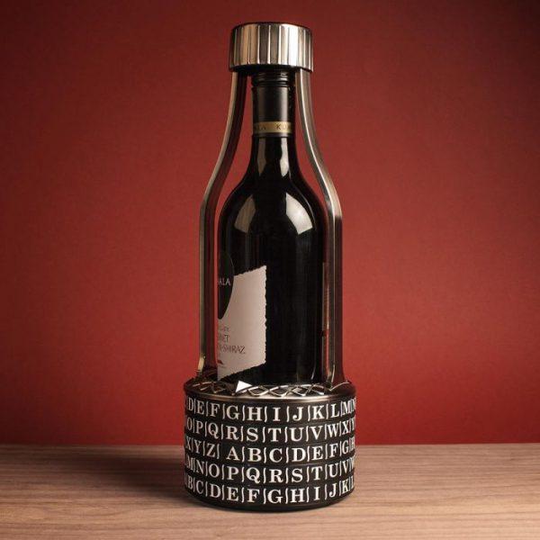 Wijn codeslot