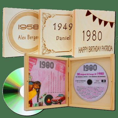 CD HIts bijzonder jaar