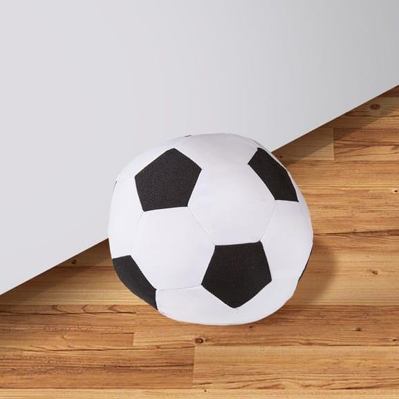 Voetbal cadeau deurstopper