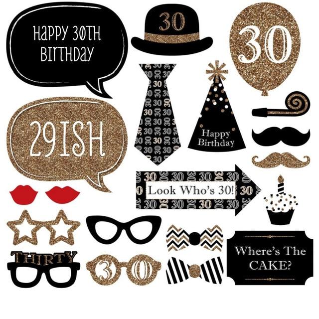 30e verjaardag cadeau