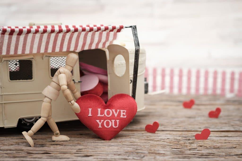 Valentijnscadeau voor hem origineel